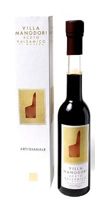 Villa Manodori Balsamic Vinegar, 1 Bottle (8.5 Fl Oz)