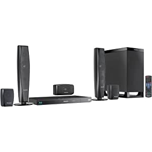 Panasonic SC-BTT370 5.1 Channel 3D Blu-ray Cinema Surround Home Entertainment System