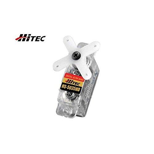 HITEC 56409 Case HS-5035HD Digital Ultra Nano HRCM6409