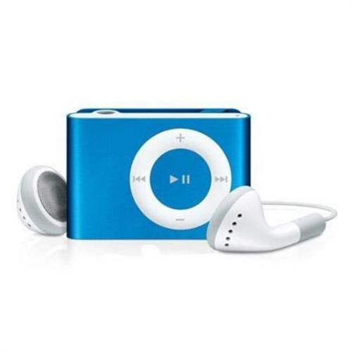 4GB Blue mini Clip Mp3 player