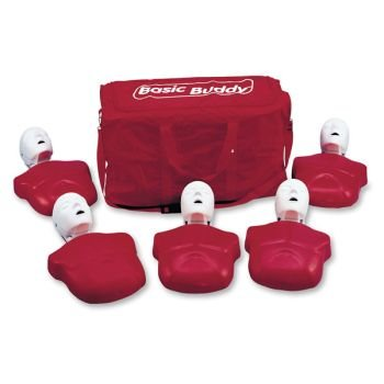 Basic Buddy CPR Manikin (Pack of 5)
