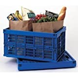 Collapsible Crates for Groceries