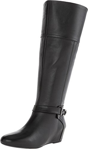 Nine West Women'S Montani Black Boot 6 M
