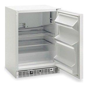 Marvel Scientific 6Far0001 Built-In Flammable Material Refrigerator, Door Type Solid, Door Hinge Right, Door Color White, Cabinet Color White front-87287