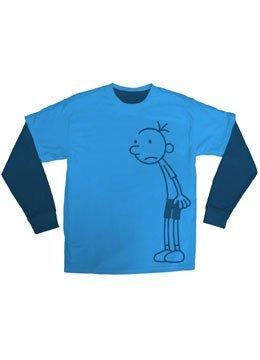Diary of a Wimpy Kid Long Sleeve Shirt (Youth Medium)
