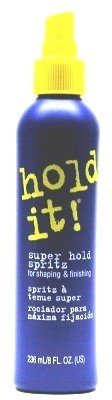 Hold It! Spritz Super Hold 8 oz. Pump