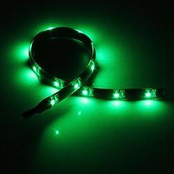 4.5V Battery Operated 30CM LED Strip Light Waterproof Craft Lights Hobby Light