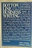 img - for Bottom-Line Business Writing by John S. Fielden (1983-11-03) book / textbook / text book