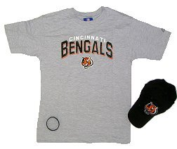 Cincinnati Bengals Youth T-Shirt and Cap 2 pack - Buy Cincinnati Bengals Youth T-Shirt and Cap 2 pack - Purchase Cincinnati Bengals Youth T-Shirt and Cap 2 pack (Reebok, Reebok Boys Shirts, Apparel, Departments, Kids & Baby, Boys, Shirts, T-Shirts, Boys T-Shirts)
