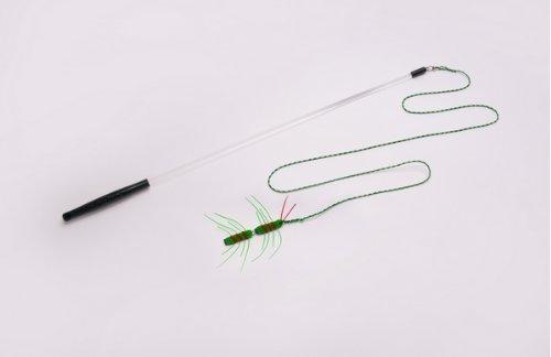 Image of Neko Flies Kattipede (Centipede) with Rod