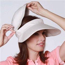 physician-endorsed-womens-naples-white-cotton-cap-visor