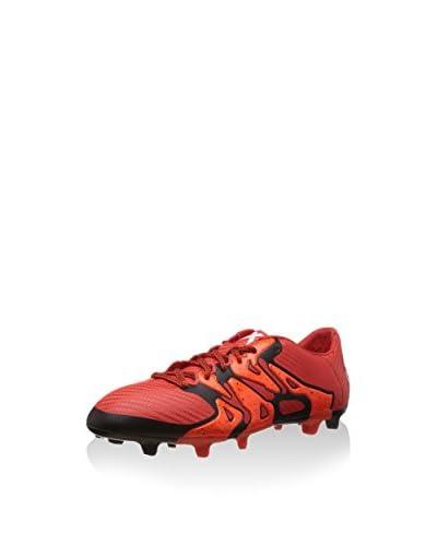 adidas Scarpa Da Calcio X 15.3 Fg/Ag [Arancione/Nero]
