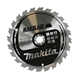 MAKITA B-09070 260mm x 30 MakBlade For Stationary Saws 80T