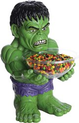 The Hulk Candy Bowl PROD-ID : 1919203 (Hulk Candy Bowl Holder)