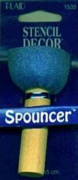 Spouncer Sponge Stencil Brush - 1.75\