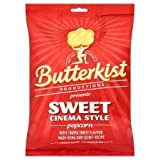 Butterkist Sweet Cinema Style Popcorn 120G