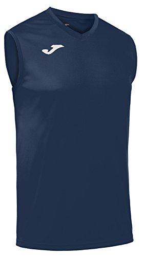 Joma, T-Shirt Combi Smanicata Navy, Taglia: S