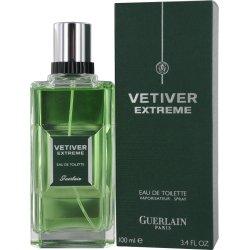 Guerlain Vetiver Extreme Eau de toilette spray 100 ml uomo - 100 ml