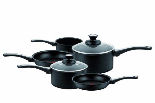 Tefal Preference Cookware Set - 5 Piece (B0027P88PA) | Amazon price ...