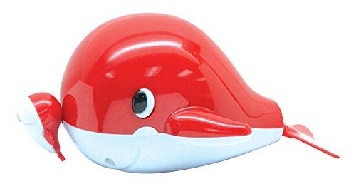 Navystar Pull String Bath Buddies - Whale Baby Toy