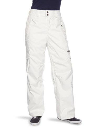 O'Neill Freedom Coral Relaxed Women's Trousers Powder White W28 INxL31 IN