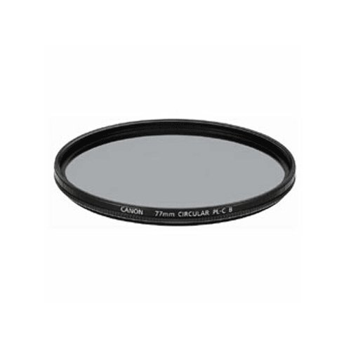 Canon PL-C B 77mm Polarizing Lens Filter To Fit Any Lens with a 77mm Thread