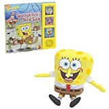 SpongeBobs Yard Sale Book and Plush Set