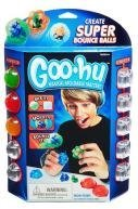 Goo-hu: Magical Moldable Matter: Create Super Bounce Balls