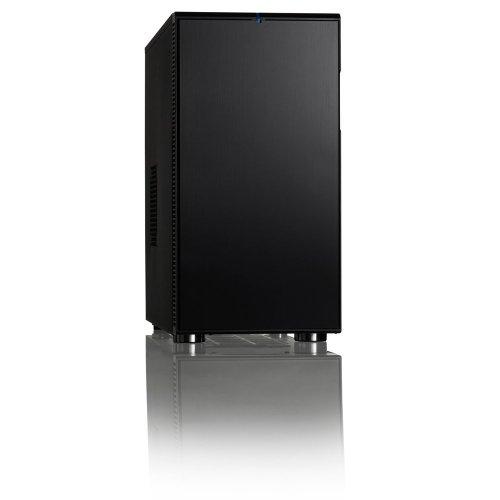 Fractal Design Define R4 Blackout Silent Atx Mid Tower Case (Fd-Ca-Def-R4-Blo)