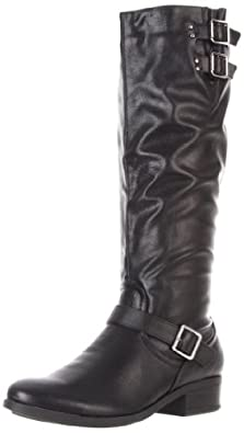 Madeline Women's Tipper Knee-High Boot,Black,9 M US
