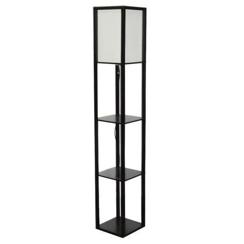 "Patriot Lighting Daniel Collection 62.5"" Floor Lamp with shelves"