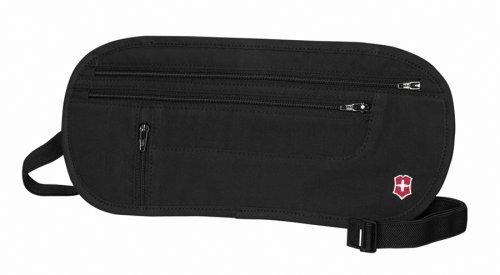 Victorinox Deluxe Concealed Security Belt,Black