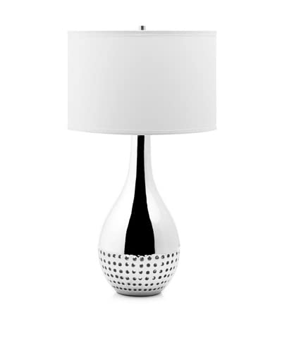 Nova Lighting Perf Table Lamp, Chrome
