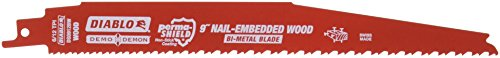 Diablo DS0912BW25 Demo Demon 9 in. Reciprocating Saw Blade (25-Pack) (Diablo Sawzall Blades compare prices)