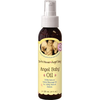 Earth Mama Angel Baby Angel Baby Oil -- 4 fl oz