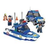 Mega Bloks Blok Squad Police Force (200 pcs)