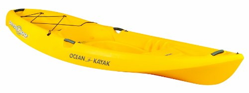 Ocean Kayak 11-Feet 11-Inch Peekaboo Classic Sit-On-Top Recreational Kayak with Window