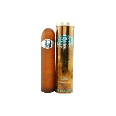 Cuba Magnum Blue Eau De Toilette Spray For Men 125Ml/4.2Oz