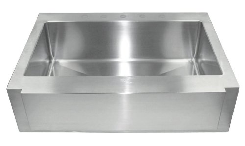 Schon SC3610 Apron Front Kitchen Sink (Stainless) Steel