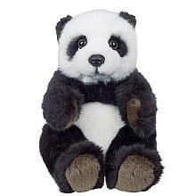 Toys R Us Plush WWF Stuffed Animal -50th Anniversary Panda