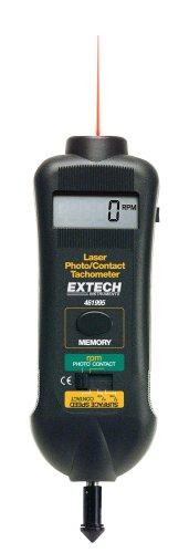 Extech 461995 Combination Photo/Contact Tachometer