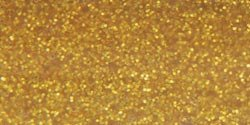 Fibre Craft 4 oz. Glitter Glue-Gold