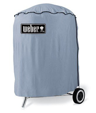 "Weber Standard Charcoal Grill Cover 22.5"" Vinyl"