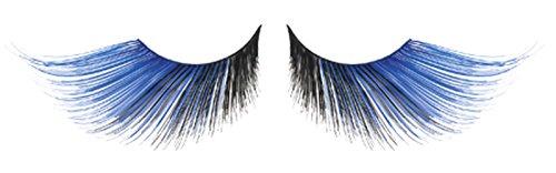 Disguise 179233 Blue-Black Extra Long Eyelashes (False Eyelashes Extra Long compare prices)