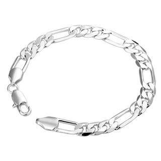 Collection Silver - The British Bulldog Store - Man Bracelet
