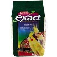 Cheap Kaytee Exact Rainbow Premium Daily Nutrition for Cockatiels, 3-Pound Bag (B0002DGK54)