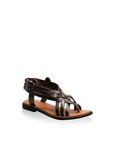 CAPRITO Sandale braun