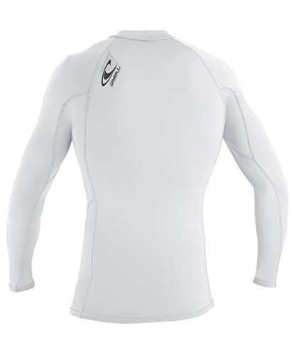 O 39 neill wetsuits uv sun protection mens skins long sleeve for Mens long sleeve uv protection shirt