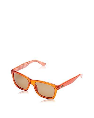 Lacoste Gafas de Sol L-711S-800 (53 mm) Naranja