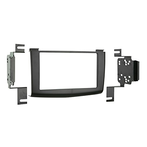 Metra 95-7425 Double DIN Installation Kit for 2008-Up Nissan Rogue Vehicles (2010 Nissan Rogue Radio compare prices)